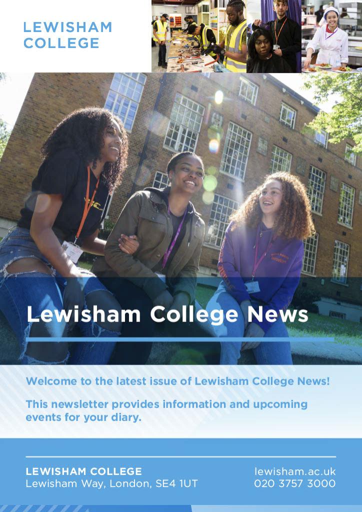 Lewisham Newsletter A4 4PP1024 1