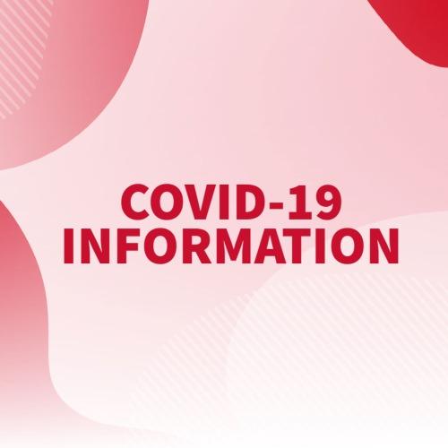 Coronavirus information image